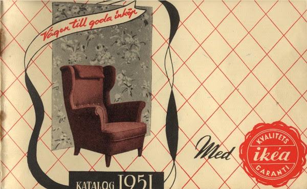 Inspiring IKEA Catalog Covers (1951-2014) | Home Design And Interior