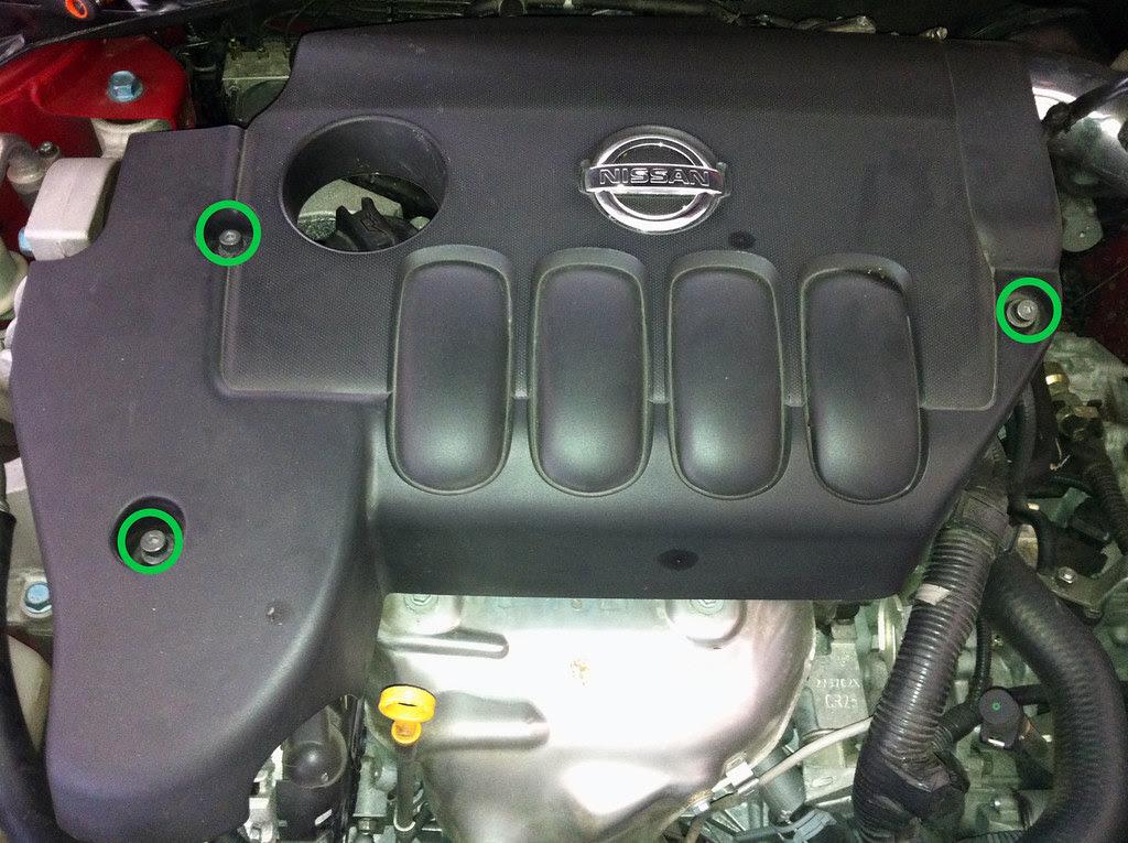 Quick How To Drive Belt Change On L32 Altima 2 5l Nissan Forum Nissan Forums