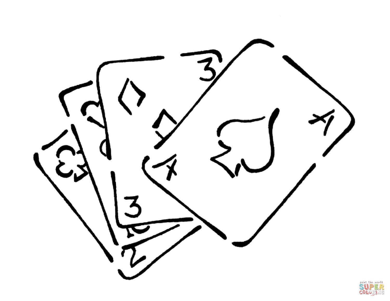 Klick das Bild Spielkarten