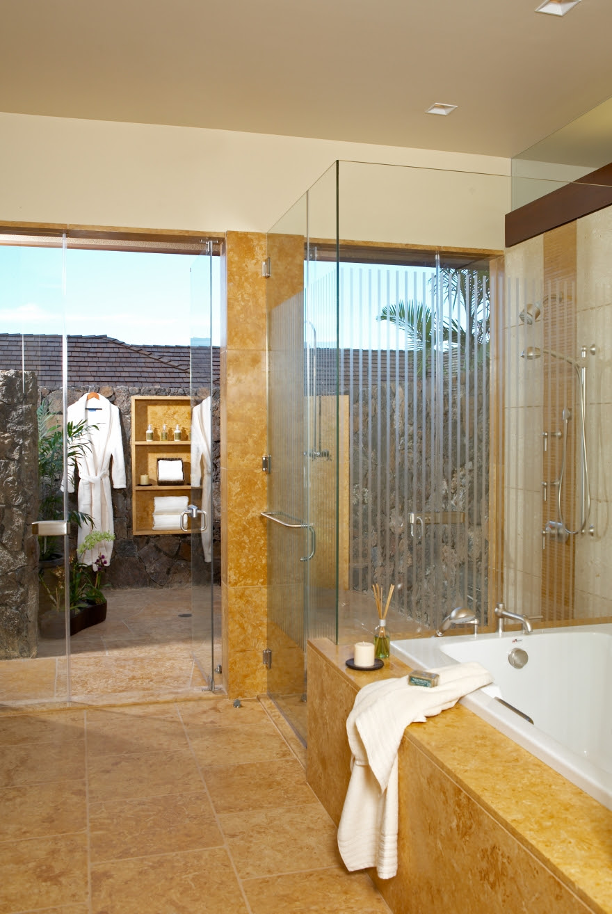Luxury Dream Home Design at Hualalai by Ownby Design ...
