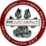 Turvasiru.fi - 24 / 7 - Kellon ympäri, vuoden jokaisena päivänä