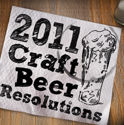 Ten New Year's Resolutions for Beer Lovers