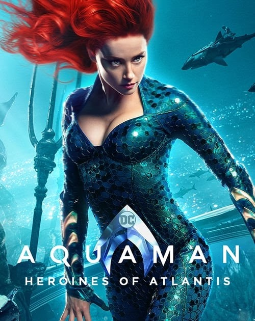 Aquaman: Heroines of Atlantis (2019) hulu movies HD - abipramono ...