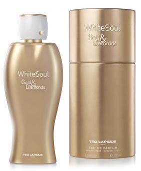 White Soul Gold & Diamonds Ted Lapidus Feminino
