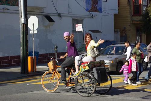 Crazy San Franciscans