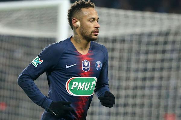 Neymar se alista para reaparecer con PSG en abril ec083106d7fe8