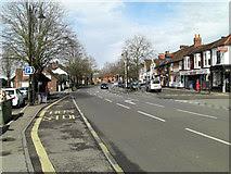 TQ0556 : High Street by Stuart Logan