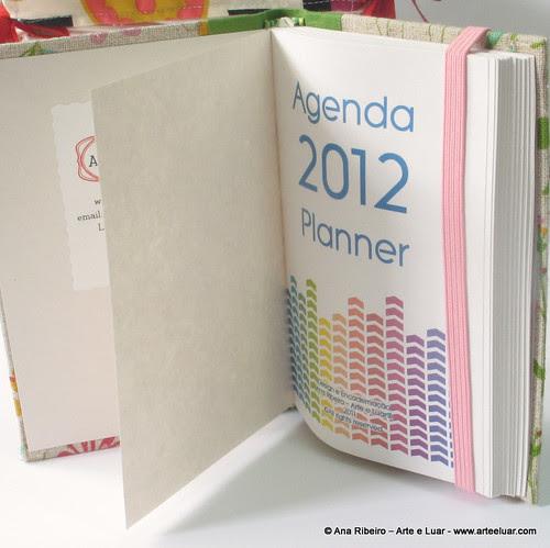 Agenda/Planner 2012