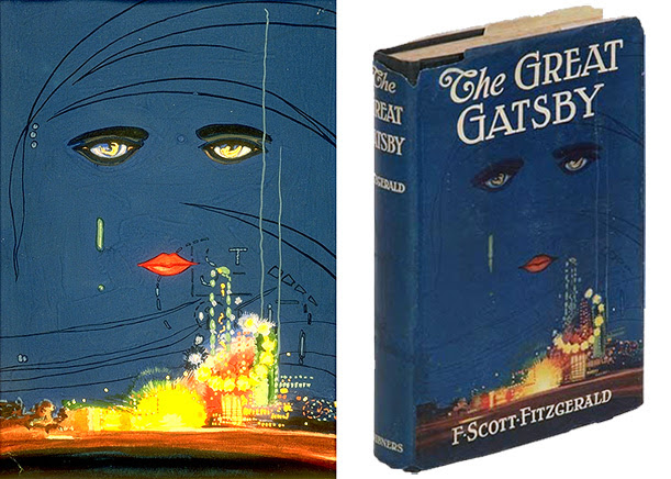 When F Scott Fitzgerald Judged Gatsby By Its Cover Arts Culture