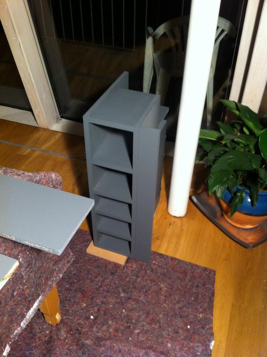 Bau eines Kuechenschraenkchens - 18