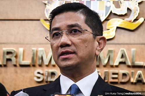 Azmin akan ke Melaka jika PRU mengejut?