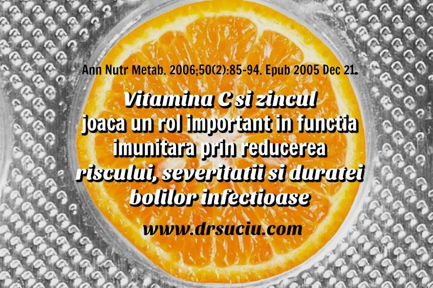 Zincul ca vitamină