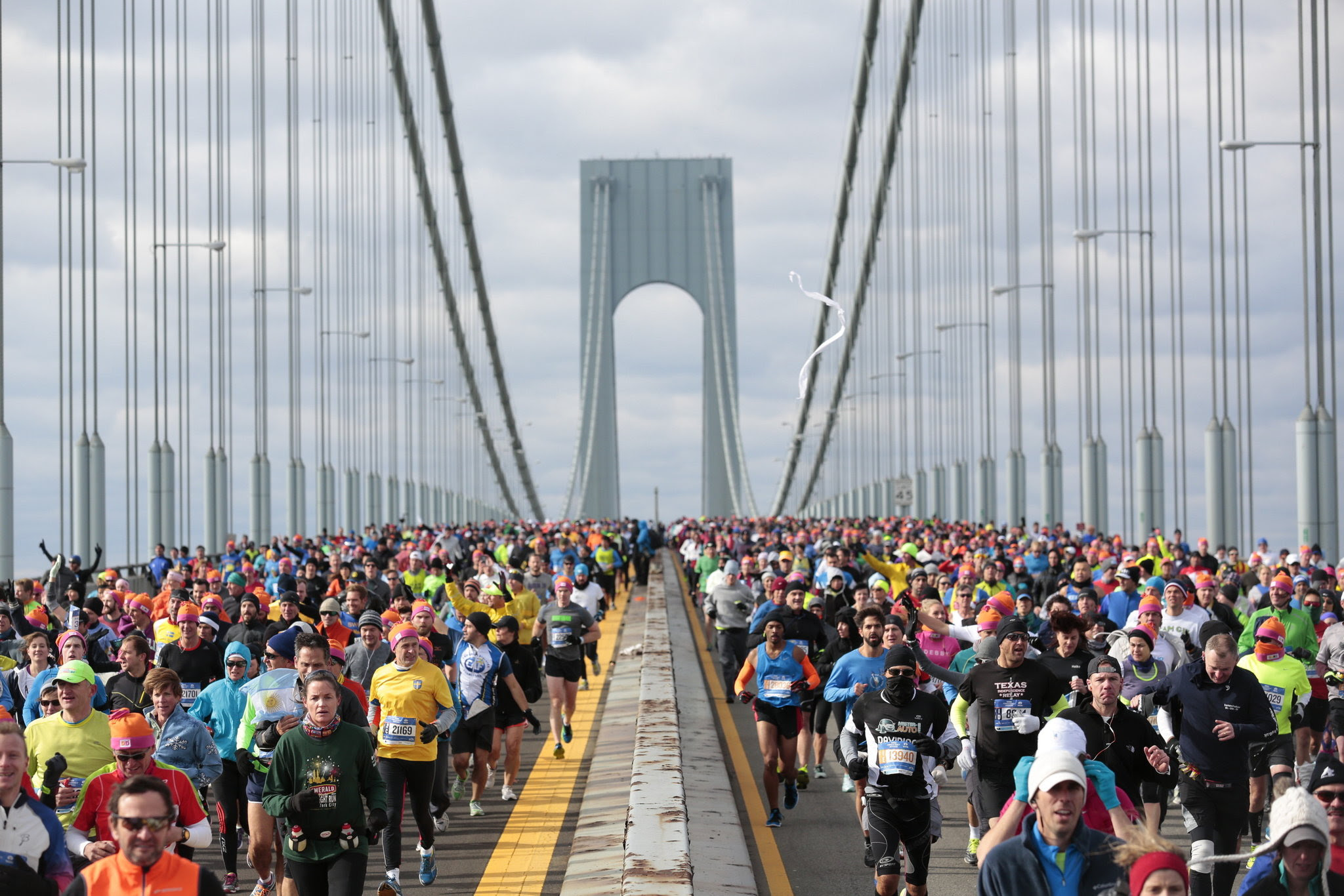 Diary Of A New York City Marathon Now With A Finishing