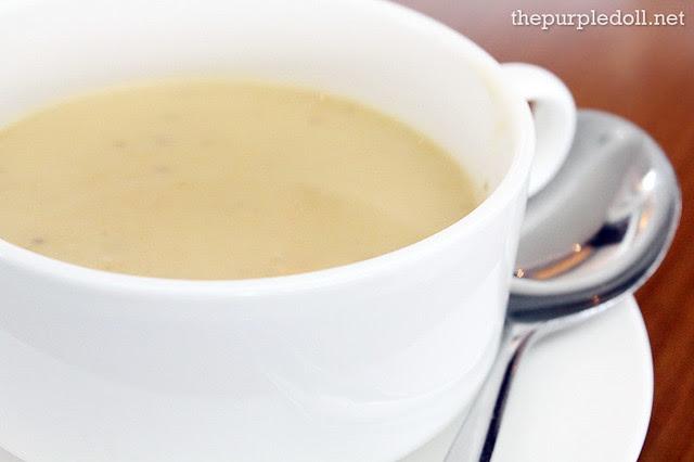 Plate 03 Creamy Onion Soup