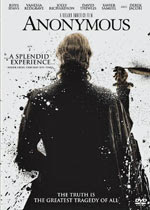 Anonymous (DVD Cover)