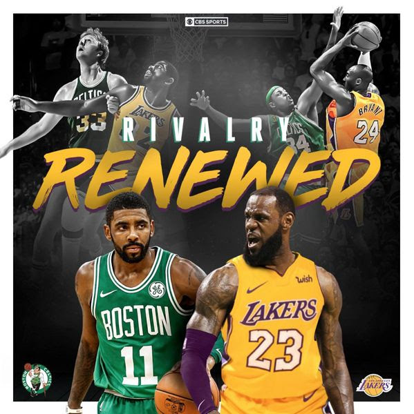 Kyrie Irving vs. LeBron James: Will the Celtic-Laker rivalry renew itself in the coming years?