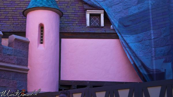 Disneyland Resort, Disneyland, Sleeping, Beauty, Castle, Refurbishment, Refurbish, Refurb, Disneyland60