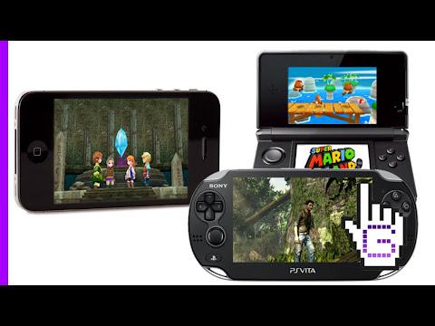 Mobile Gaming Vs Handheld