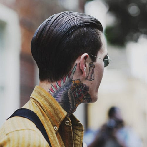 Greaser Hairstyles For Men  Men's Hairstyles + Haircuts 2017