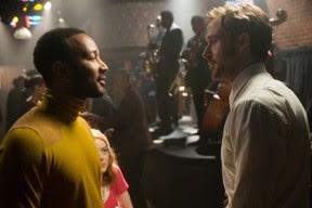 John Legend e Ryan Gosling (Foto: Divulgação/Dale Robinette/Paramount Pictures)
