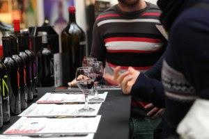 Imagen en Stand Feria del Vino Torremolinos