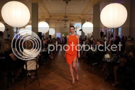 Miranda Kerr for David Jones Fall 2012