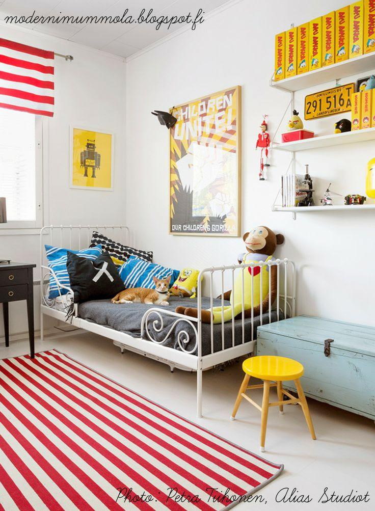 Mommo Design Ikea Minnen Bed For Boys