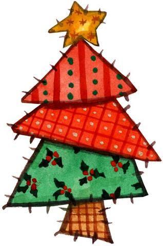 Árvore de Natal por Lucia Helena Cesar.