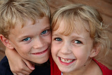Wesley and Mikayla around 7 years