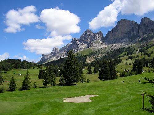Karerpaß, Südtirol
