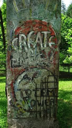 Kentuck Knob_Berlin Wall1