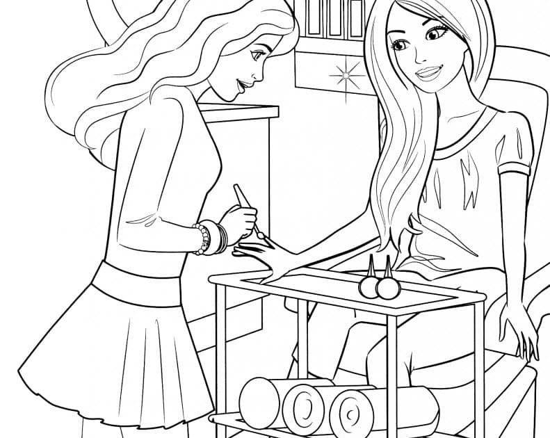 malvorlagen meerjungfrau barbie kostenlos