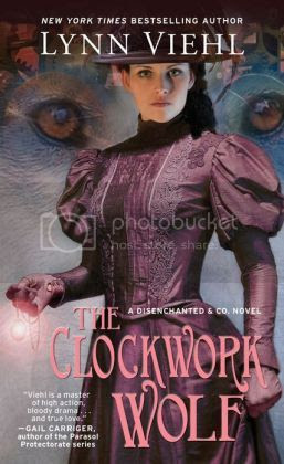 The Clockwork Wolf Cover