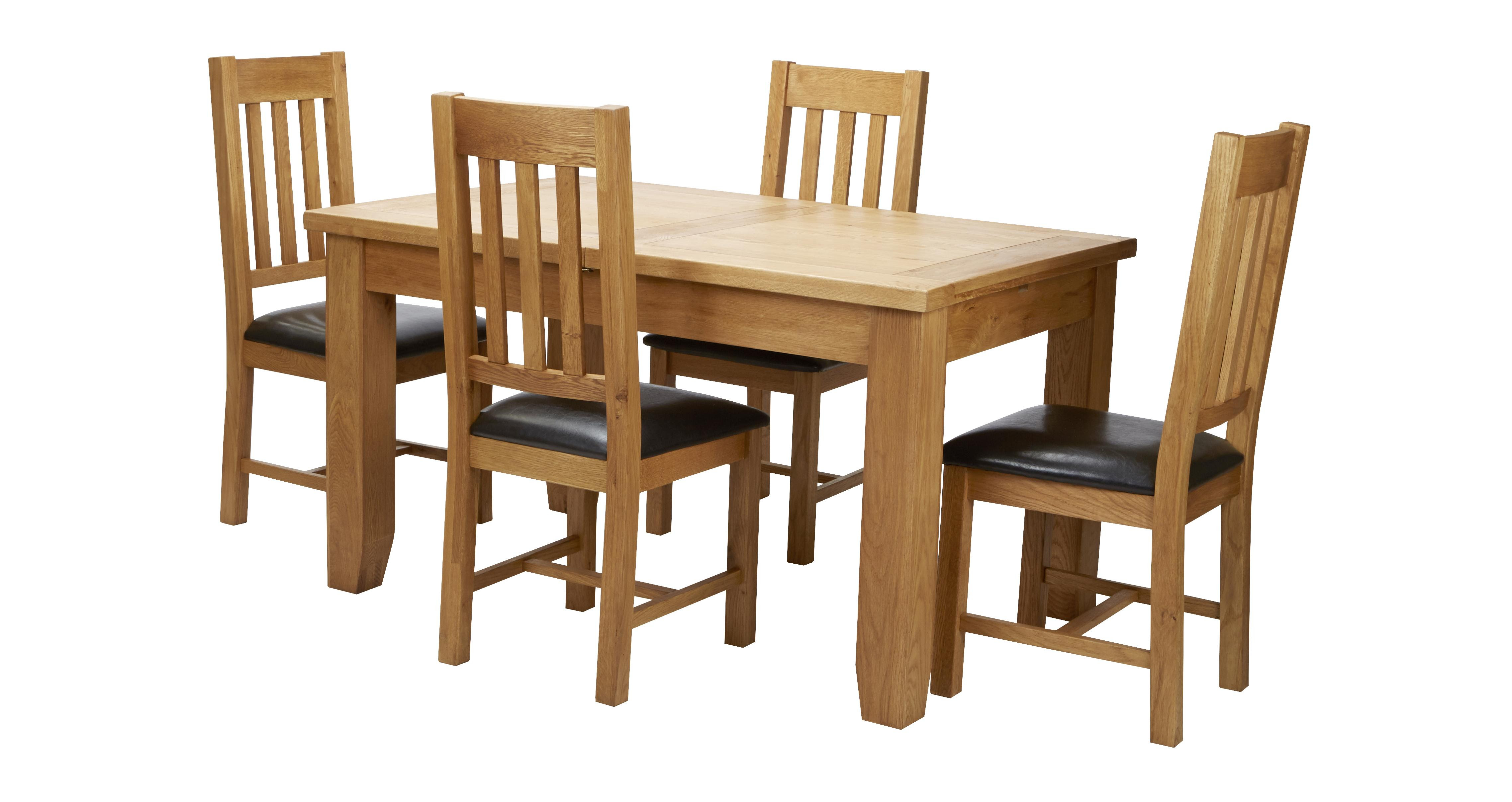 Dfs Dining Room Table And Chairs - Table Designs
