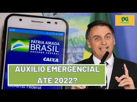 Auxilio Emergencial foi prorrogado até 2022?