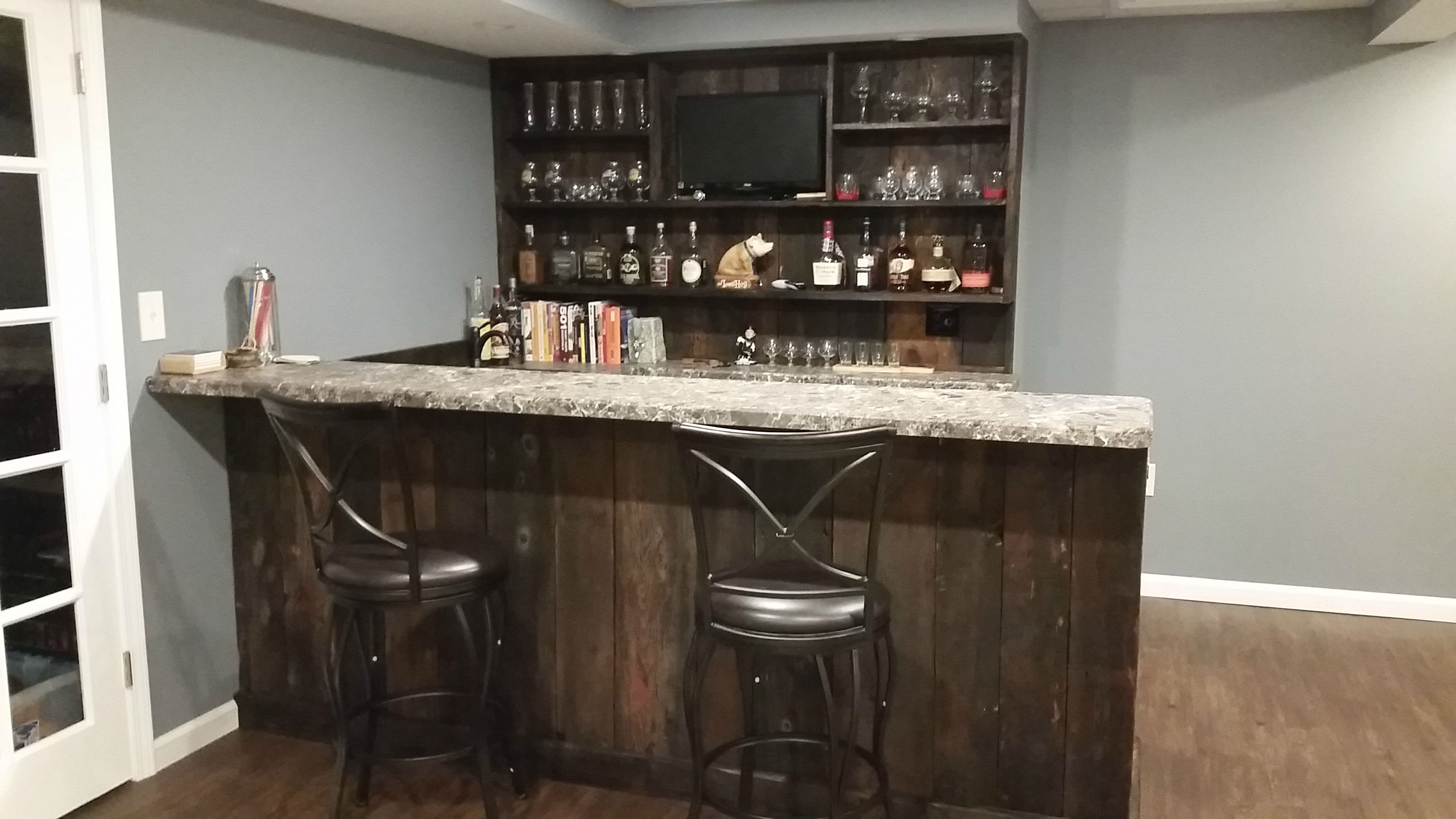 How Much Space Between Counter And Bar Community Beeradvocate