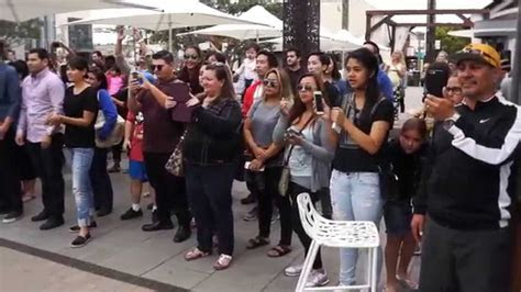 Bruno mars  marry you flash mob marriage proposal   YouTube