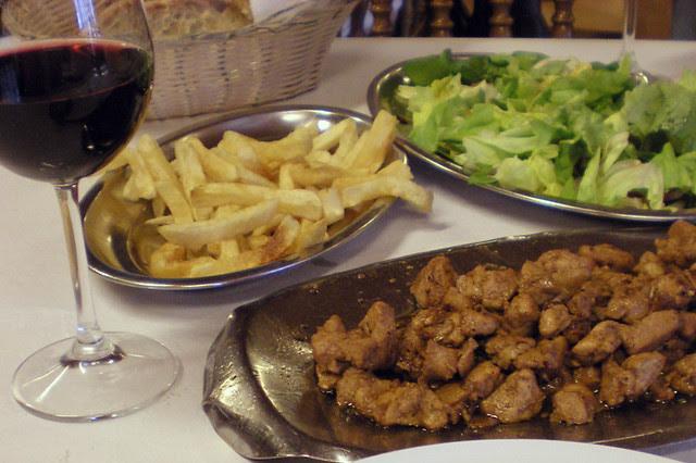 restaurante O' Raxo 3