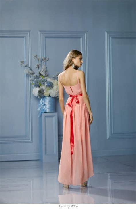 Beach Bridesmaid Dresses by Wtoo   Destination Wedding Details