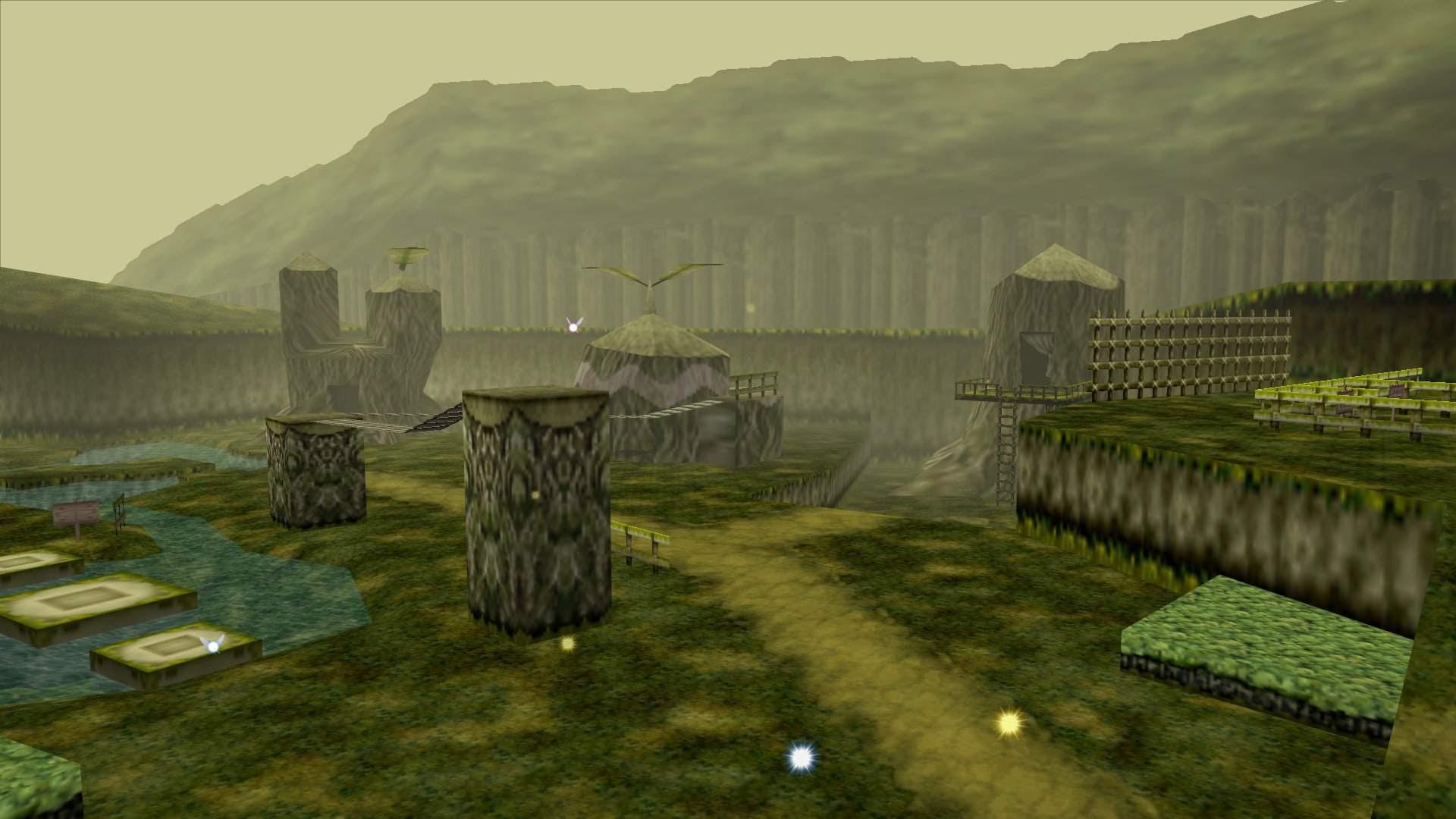 Oot 3d Walkthrough Inside The Deku Tree Wiki Zelda Amino
