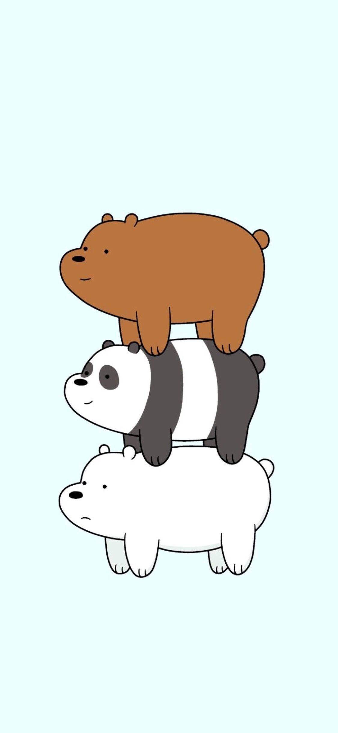 We Bare Bears Wallpapers 85 Background Pictures