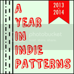 A Year in Indie Patterns