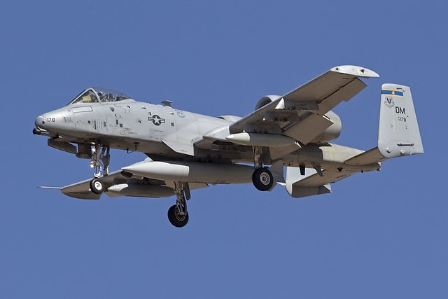 The A10 Warthog Will Not Be Retired After All!