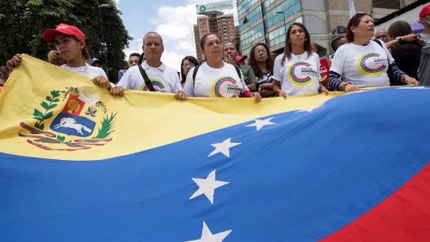 Venezuela vive una crisis política y económica que se ha agudizado en los últimos meses.