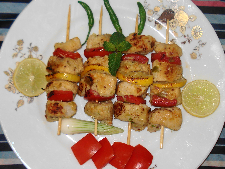 Cuisine Of Karachi Fish Tikka فش تکہ