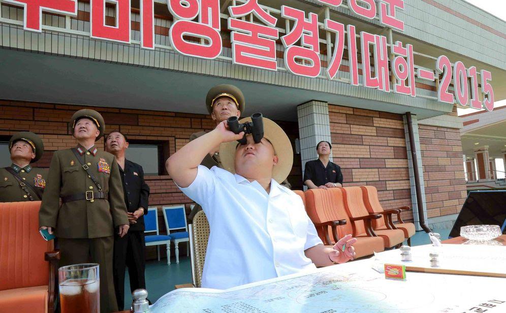 Foto: El líder norcoreano Kim Jong-Un. (Reuters)