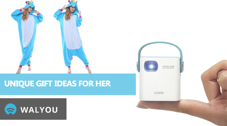 Unique Gift Ideas For Her Walyou