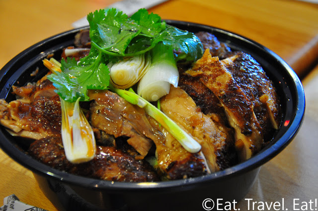 Easy Earthen, Rowland Heights, CA: Small House Chicken