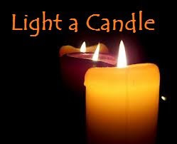 APRIL WRITE 2013 - Day 22 - ACROSTIC: LIGHT A CANDLE | The ...
