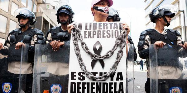 La gran baja de la 'Guerra Mediática' en Venezuela fue el cierre del canal RCTV.